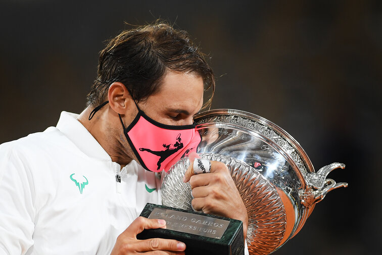 Some things never change: Rafael Nadal mit Titel Nummer 13 in Paris