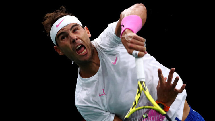 Rafael Nadal Retires Denis Shapovalov In The Final Tennisnet Com