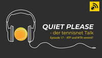 Quiet, please - der tennisnet-Podcast