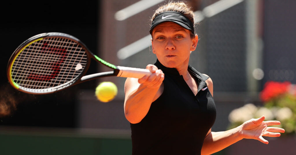 WTA-Madrid-Simona-Halep-verliert-gegen-Elise-Mertens-Aryna-Sabalenka-weiterhin-gnadenlos
