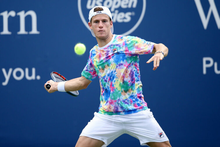 Lied In Our Faces Diego Schwartzman With Sharp Criticism Of The Usta Tennisnet Com