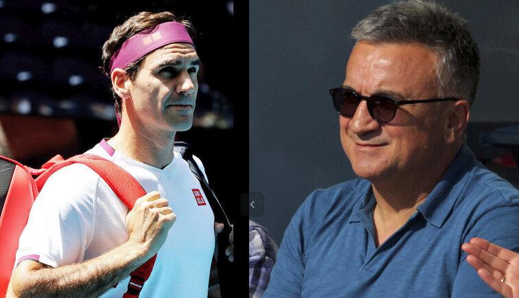 Go Man Raise Children Do Something Different Papa Djokovic Again Blasphemes About Roger Federer Tennisnet Com
