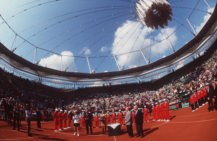 Center Court, Hamburger Rothenbaum