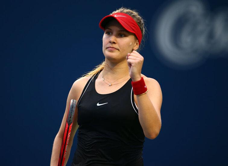 Horror series ended - Eugenie Bouchard can still win · tennisnet.com