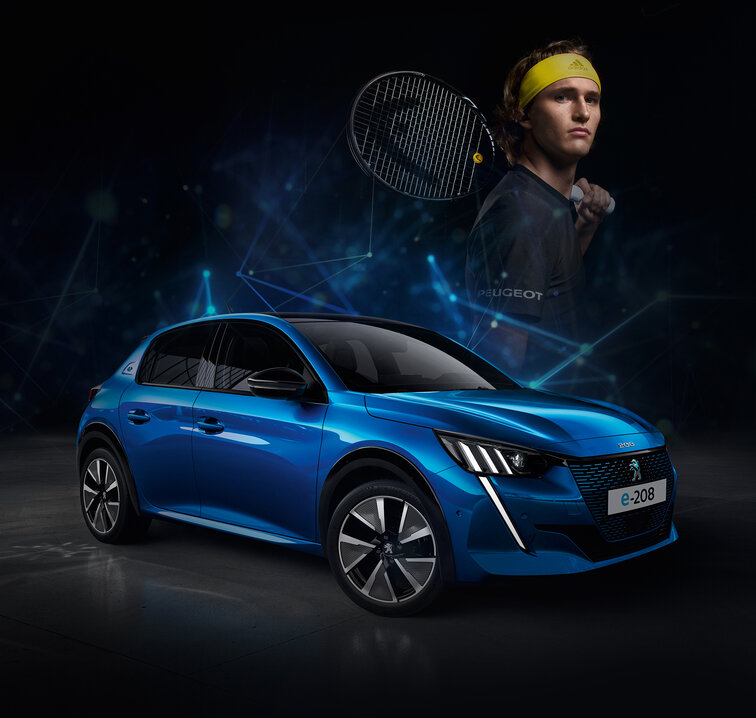 Peugeot Und Die Hamburg European Open Eine Unschlagbare Kombi