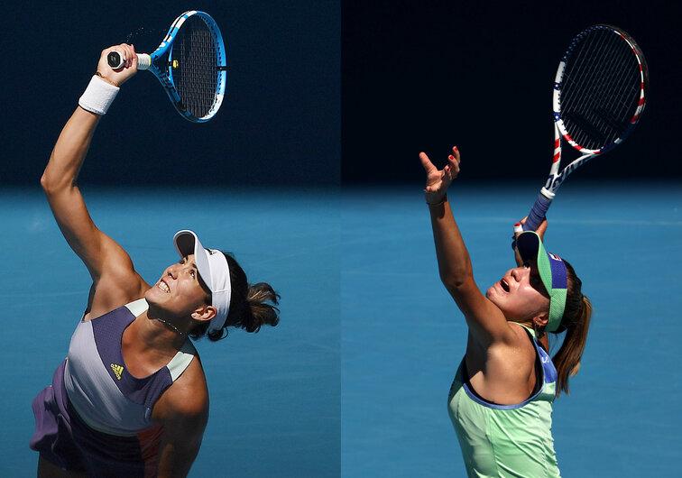 Australian Open Finale Damen