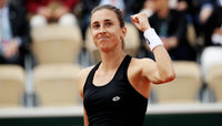 Petra Martic is in the semifinals of the WTA event in Palermo
