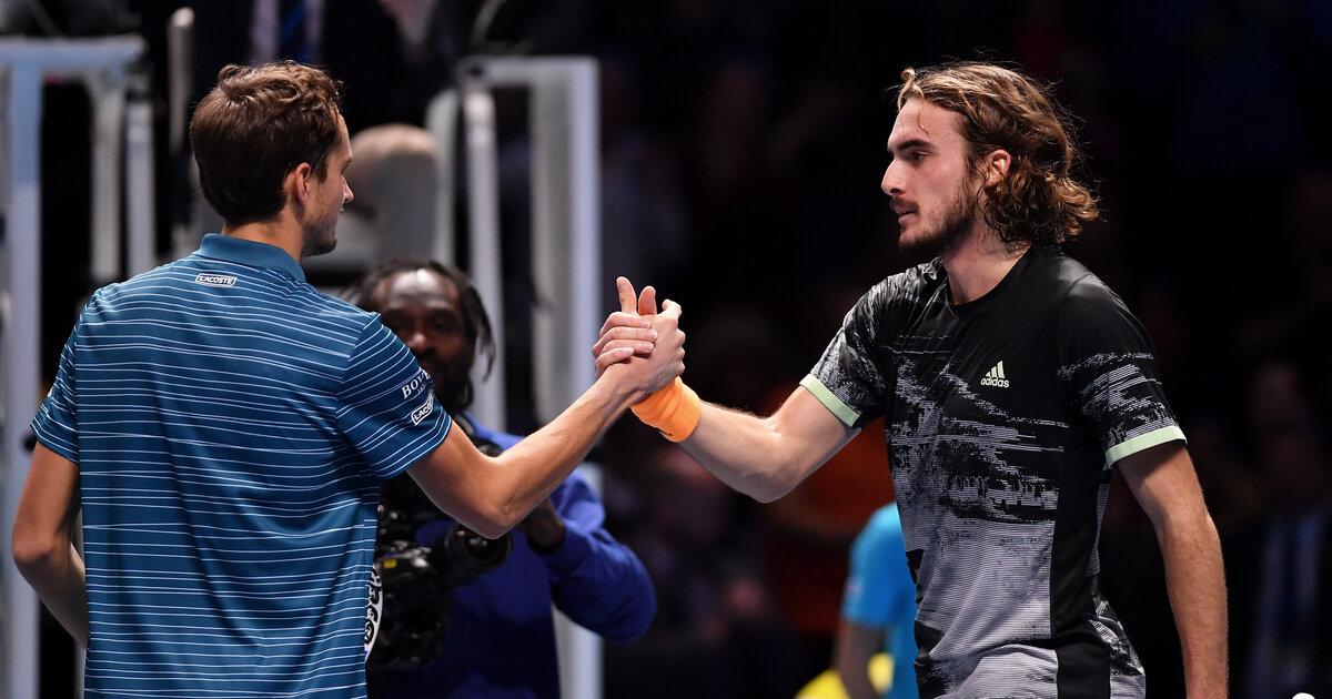 Australian Open 2021 live: Daniil Medvedev vs. Stefanos Tsitsipas im TV, Livestream und Liveticker