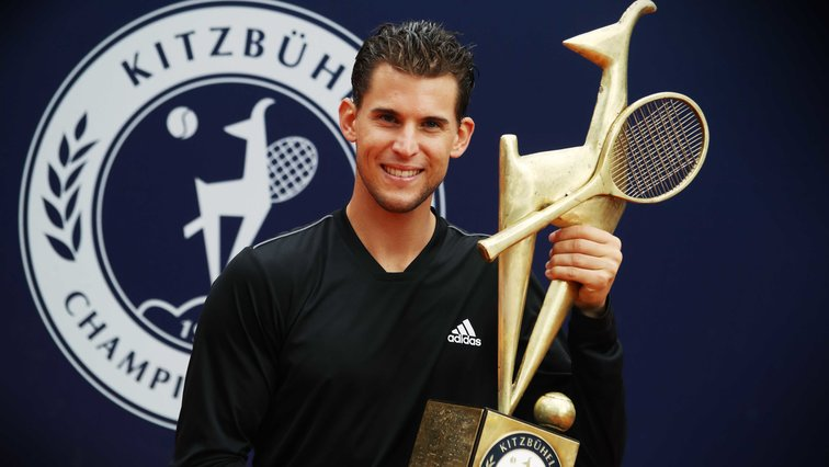 Dominic Thiem's attack on the second chamois has to wait