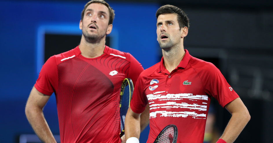 Atp Cup Live Spain Against Serbia In A Double On Tv Livestream And Live Ticker Tennisnet Com
