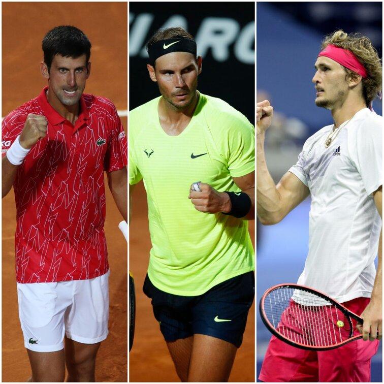 French Open 2020 Draw Zverev Opens Against Novak Djokovic With Luck Nadal Vs Thiem Possible Semi Final Duel Tennisnet Com