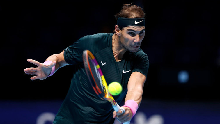 Rafael Nadal will serve again in Rotterdam