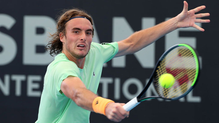 Atp Cup Stefanos Tsitsipas Hopes For The Greek Fans In Brisbane Tennisnet Com