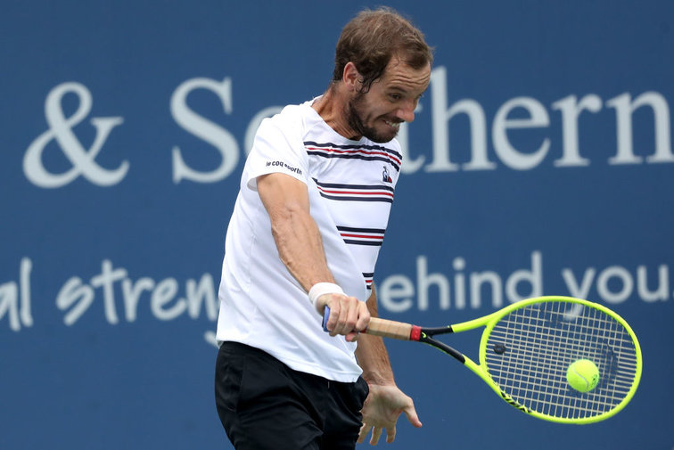 Richard Gasquet in Cincinnati