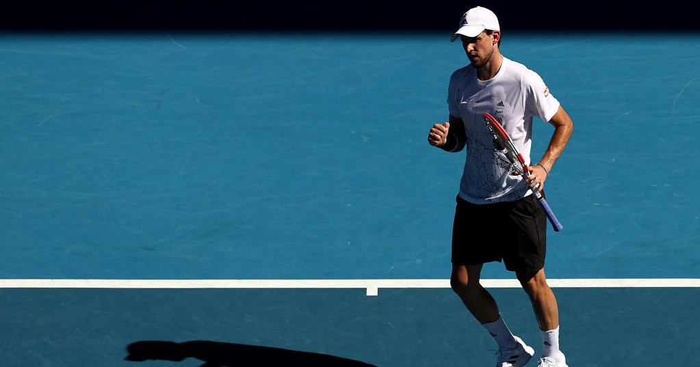 Australian Open: Dominic Thiem nach Galavorstellung gegen Dominik Koepfer in dritter Runde - tennisnet.com