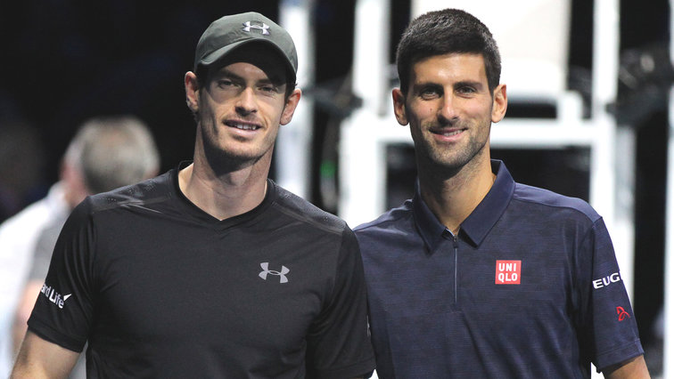 Andy Murray And Novak Djokovic Build The Perfect Player Tennisnet Com