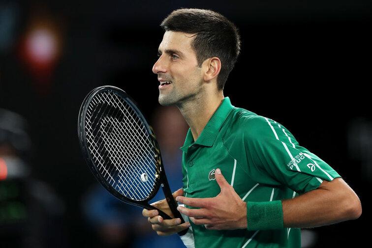 Australian Open Novak Djokovic 900 Wins Are Just The Beginning Tennisnet Com