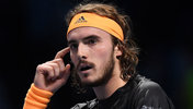 Stefanos Tsitsipas in London