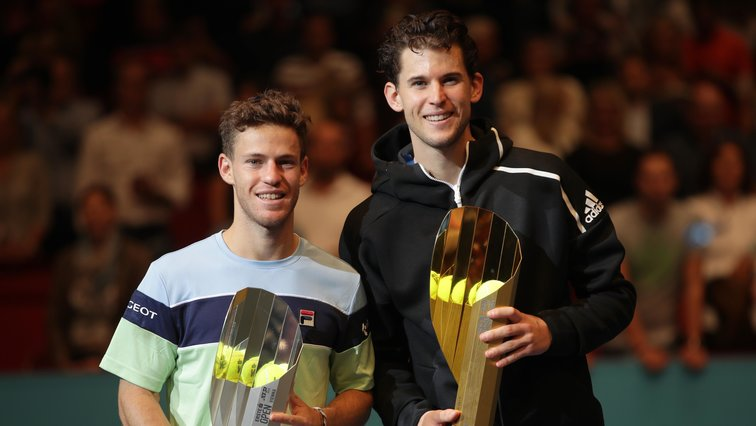 Madrid Virtual Open Dominic Thiem In A Group With Diego Schwartzman Tennisnet Com