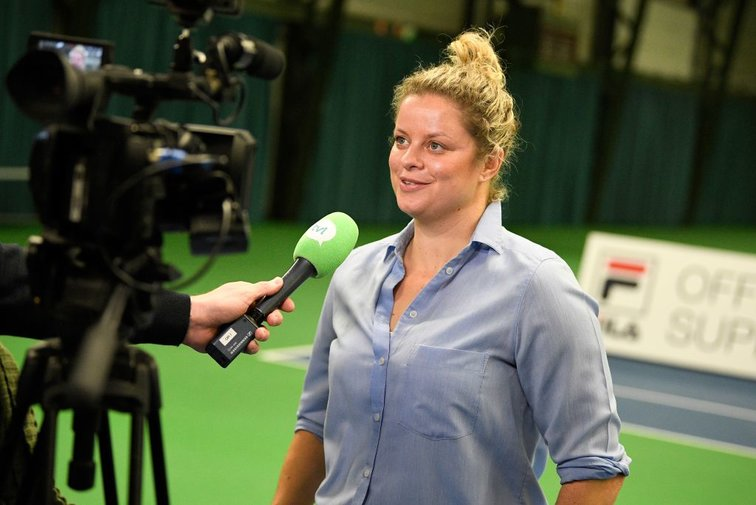 Kim Clijsters On Air Quality At The Australian Open It Is