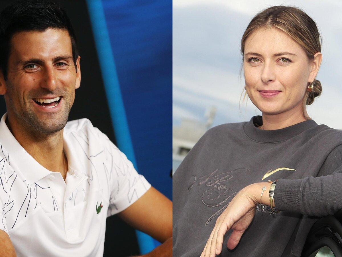 Sharapova dating history maria Who Is