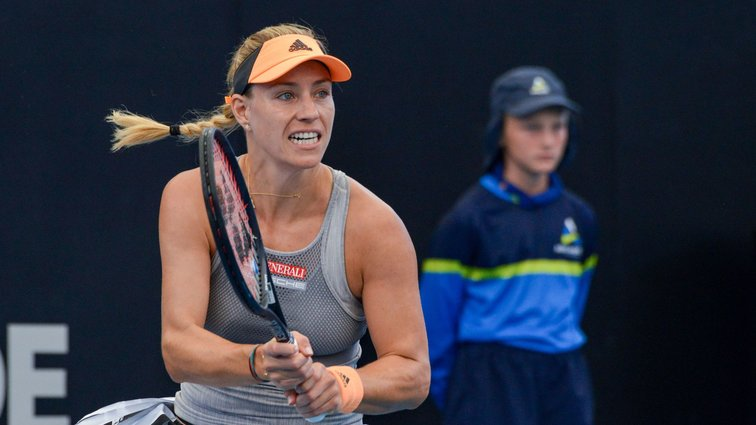 Worried About Australian Open Angelique Kerber Gives Up