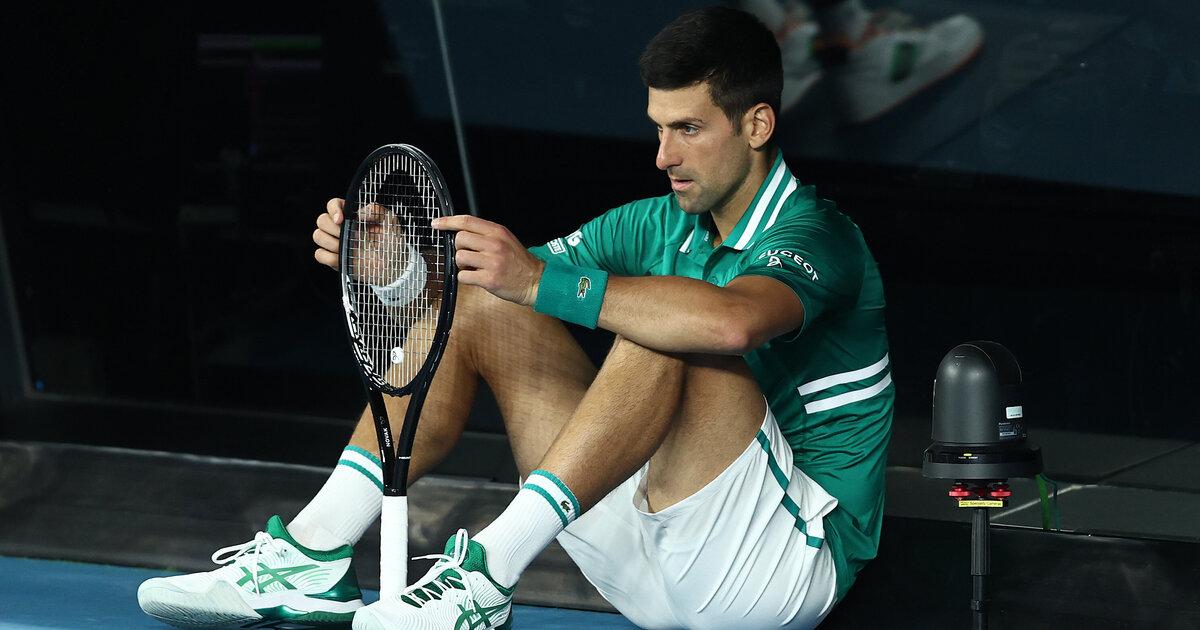Australian Open: Novak Djokovic nach Sieg über Alexander Zverev: