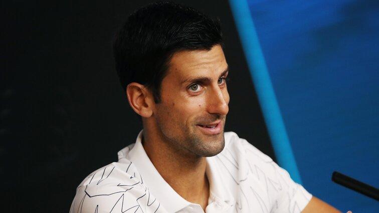 Novak Djokovic Prefers Sand Preparation To Us Open Start Tennisnet Com