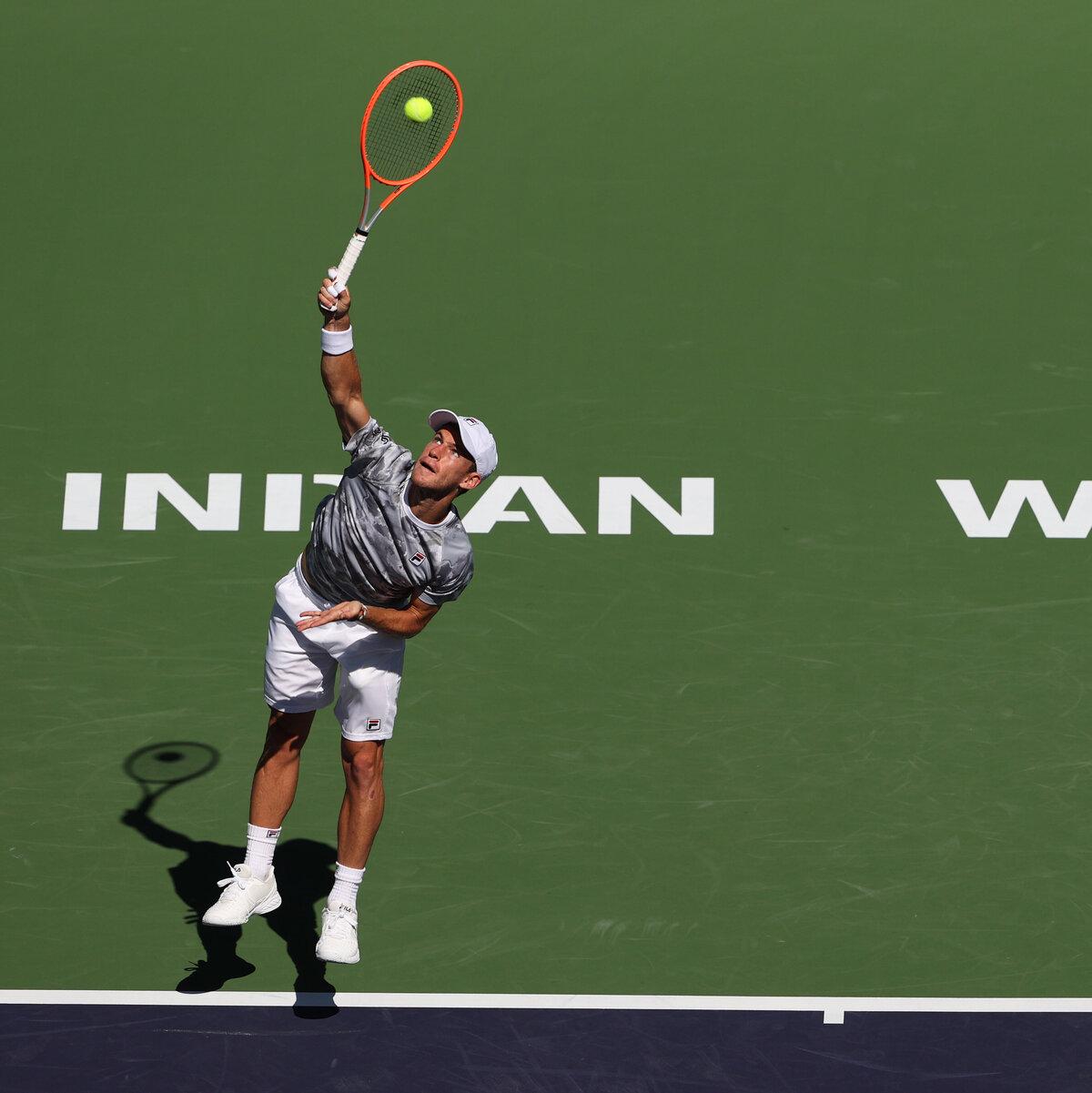 ATP Masters Indian Wells: Diego Schwartzman und Casper Ruud mühen sich ins  Achtelfinale · tennisnet.com