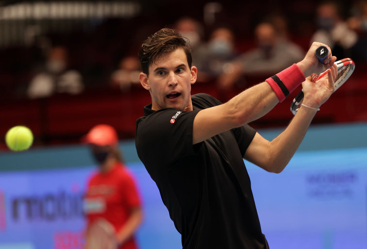 Erste Bank Open Dominic Thiem Before Duel With Cristian Garin It Has To Be Improved Tennisnet com
