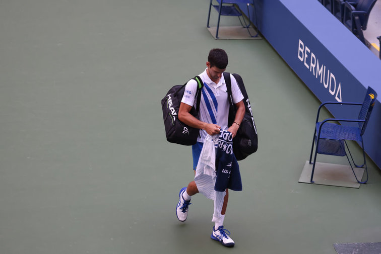 Novak Djokovic On His Disqualification At The Us Open I Ll Never Forget That Tennisnet Com