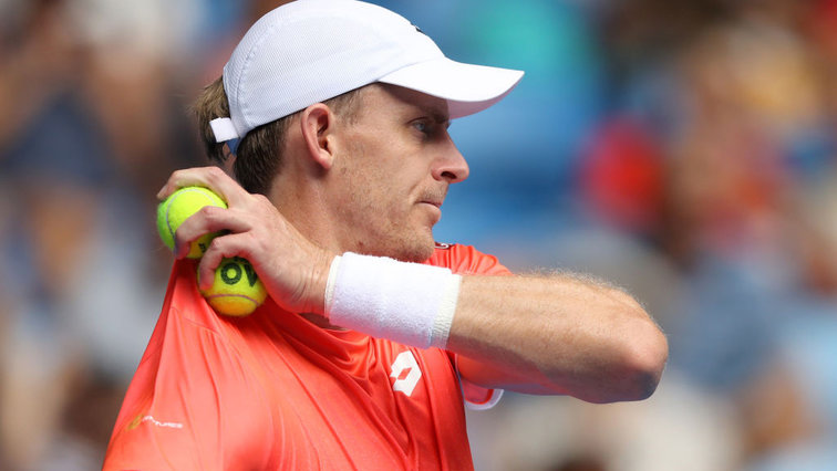 Kevin Anderson muss pausieren