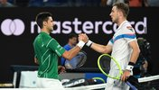 Novak Djokovic, Jan-Lennard Struff