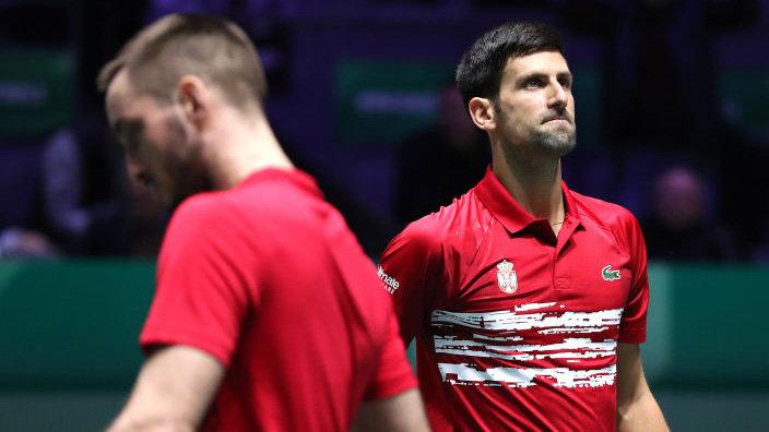 Atp Cup Djokovic And Troicki With The Chance To Make Amends Tennisnet Com