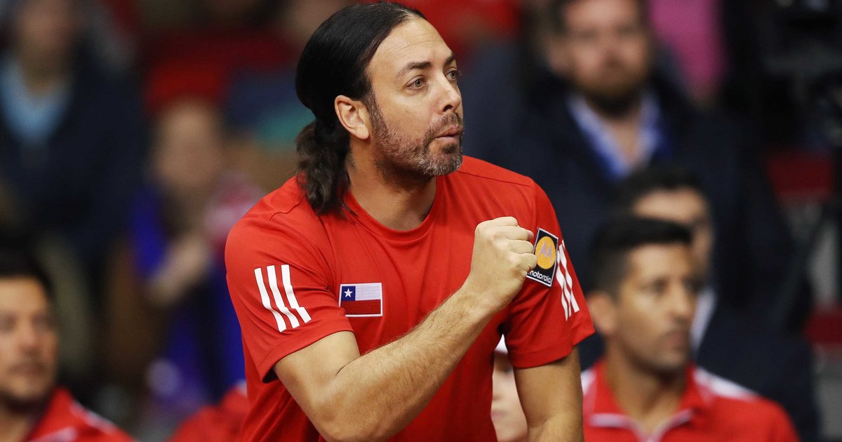 Grand Tour Streaming >> Dominic Thiem und Nicolas Massu - Der Chile-Kapitän als neuer Tour-Coach? · tennisnet.com