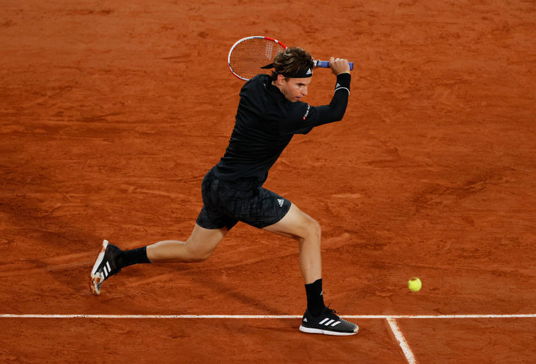 French Open 2020 Dominic Thiem Clearly Beats Casper Ruud And Is In The Second Round Tennisnet Com