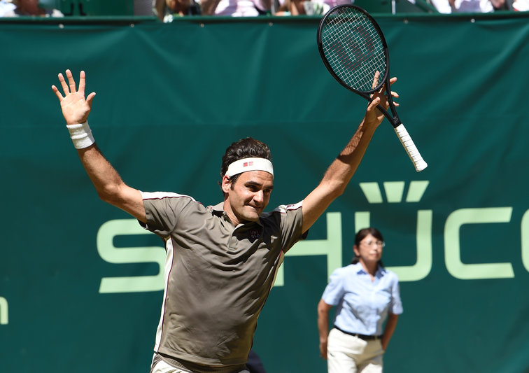Federer Halle 2021