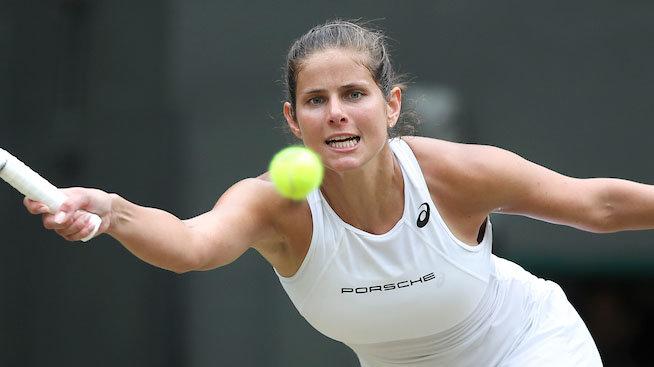 Damen Auslosung In Cincinnati Julia Gorges Vor Duell Mit Serena