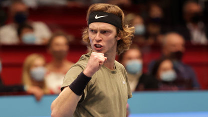 ATP Finals: Andrey Rublev as the fifth Russian ·