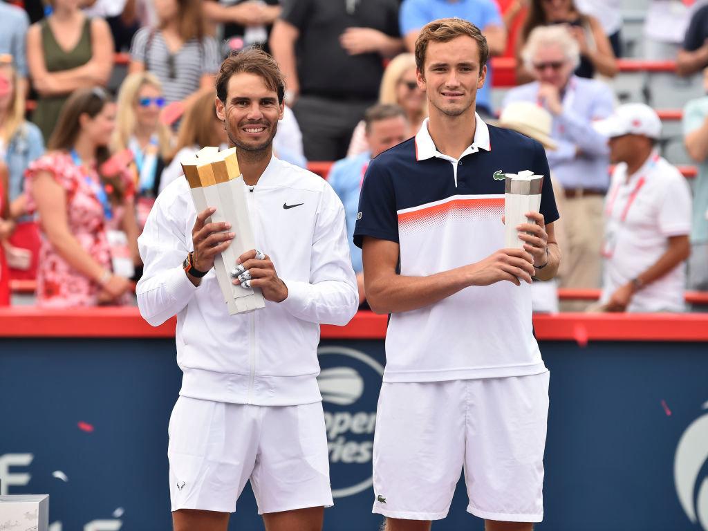 Us Open Daniil Medvedev Mit Dem Letzten Hurra Gegen Rafael Nadal Tennisnet Com