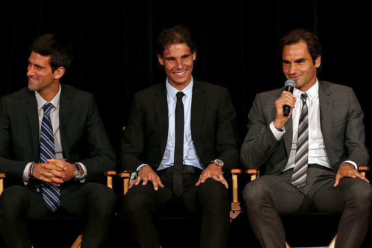 Nadal And Federer More Popular Djokovic Doesn T Mean That I Am Hated Tennisnet Com