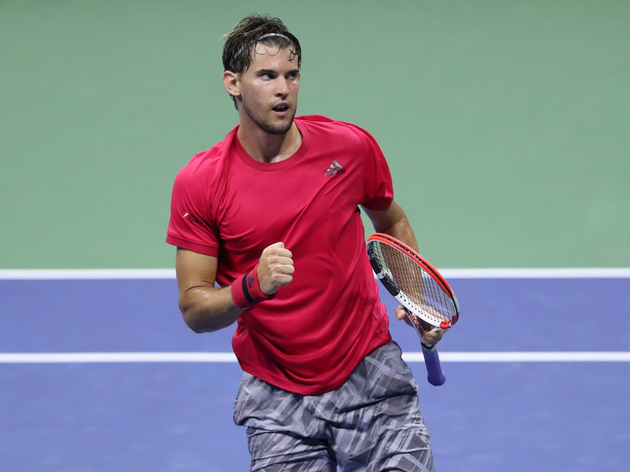 US Open: Dominic Thiem beats Alexander Zverev after 0: 2 set