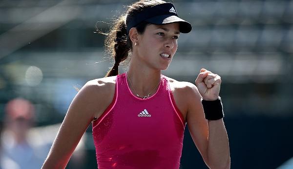 Ana Ivanovic Weltrangliste