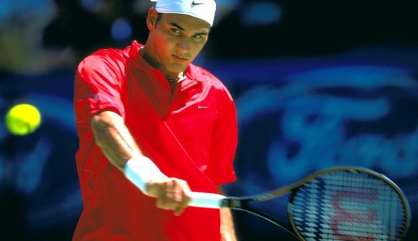 Tennis Federer Heute
