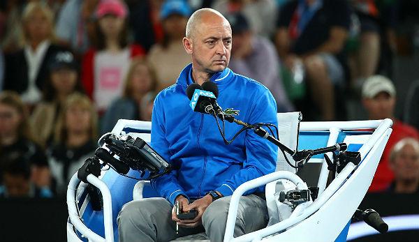 Schiedsrichter Tennis