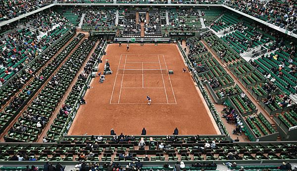 Alle Infos Zu Den French Open 2017 Tennisnetcom