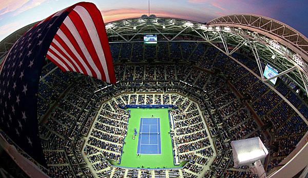 Alle Informationen Zu Den Us Open 2017 Tennisnetcom
