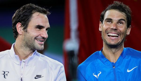 Federer Nadal Bilanz