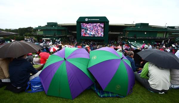 Wimbledon 2021 Herren Finale