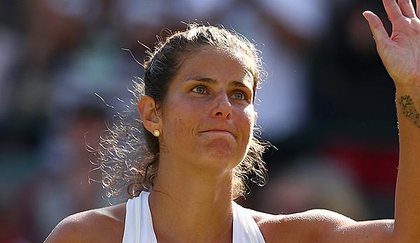 Julia Gorges Und Angelique Kerber Wimbledon Als Wendepunkt Der